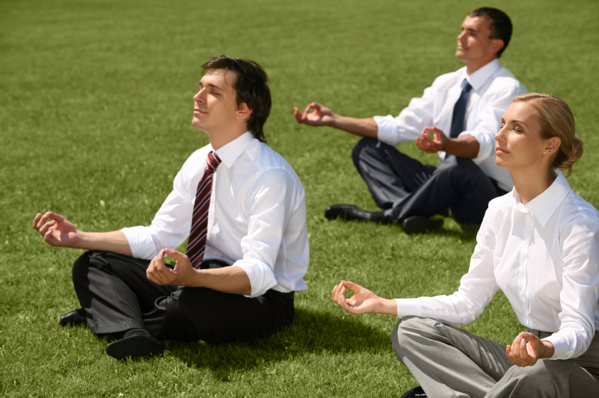 guided meditations for the workplace