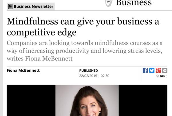Sunday Independent Mindfulness