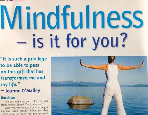 YTI Magazine : Mindfulness – How to?