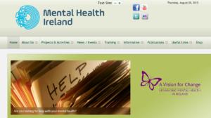 Mental Health Ireland - Miindfullness