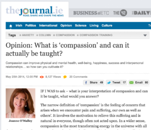 The Journal - Compassion