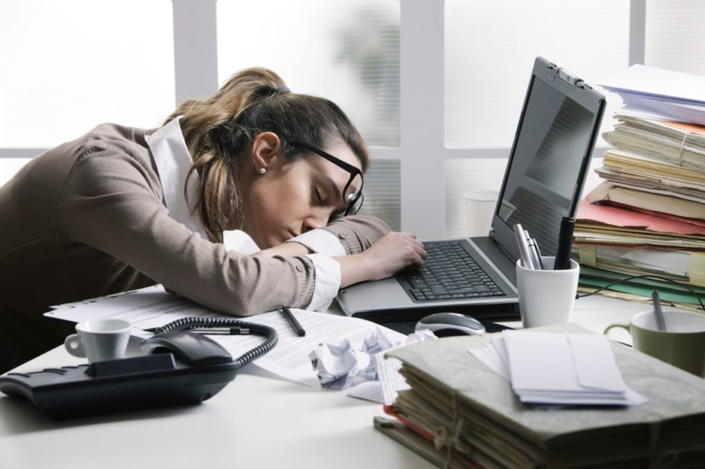 Sleep is a workplace wellness issue